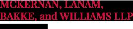 MLBW Law Logo